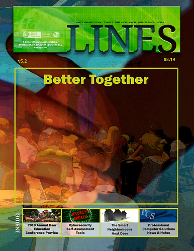 csa lines may 2019 cover